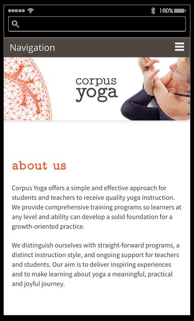 Corpus Yoga